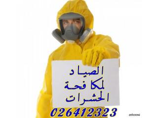 الصياد لمكافحة الحشرات  والحمام والقوارض في أبوظبي