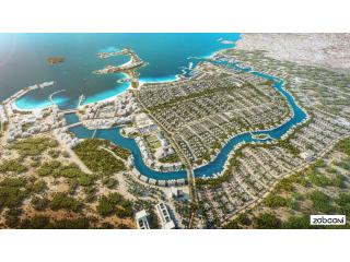 اراضي للبيع في اكبر مجمع سكني علي ساحل الامارات