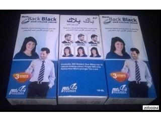 كريم نيو باك بلاك لعلاج الشعر الأبيض  New Back Black Cream