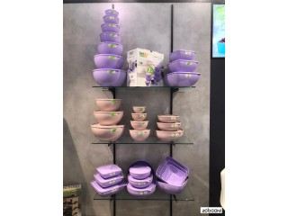 Plastıc Storage boxes lunch boxes and  plastic tupperware